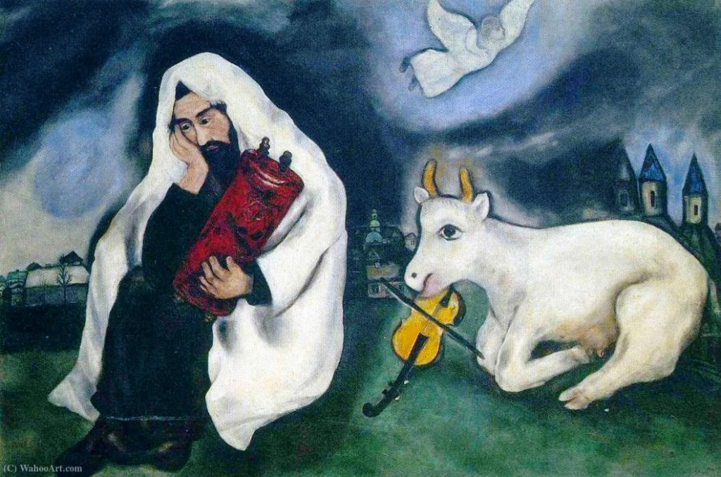 Marc_Chagall-Solitude
